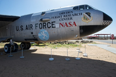 NASA Dryden Flight Research Edwards Center - Air Force Base