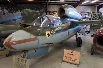 Chino Plane Of Fame Museum - Heinkel HE-162A