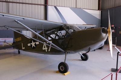Chino Plane Of Fame Museum - Stinson L-5G Sentinel.