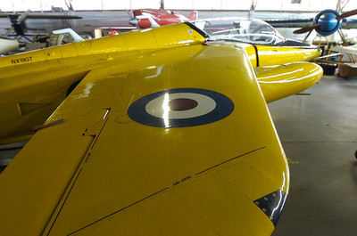 Chino Plane Of Fame Museum - Folland Gnat Mk. 1.