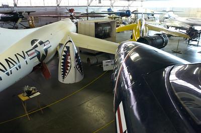 Chino Plane Of Fame Museum - Douglas D-558-II Skyrocket.