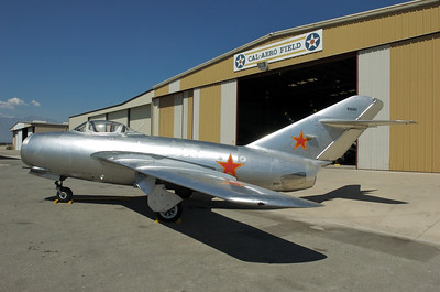 Chino Plane Of Fame Museum - MIG-15.