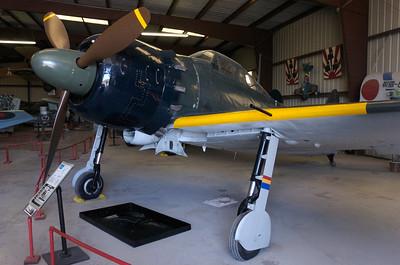 Chino Plane Of Fame Museum - Mitsubishi A6M5 Zero (Zeke 52).