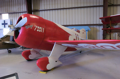 Chino Plane Of Fame Museum - Gee Bee R-1 Racer