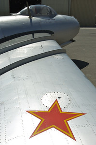 Chino Plane Of Fame Museum - MIG 15.