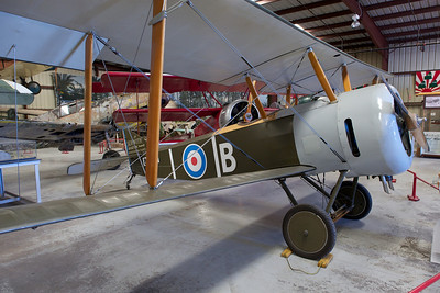 Planes of Fame Museum, Chino, CA. Sopwith Camel.