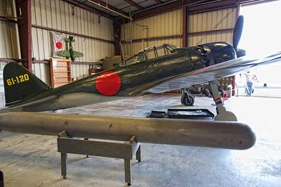 Planes Of Fame Museum - Mitsubishi A6M5 Zero/Reisen/Zeke