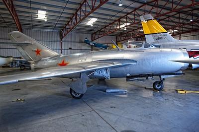 Planes Of Fame Museum - Mikoyan-Gurevich MIG-15 Fagot