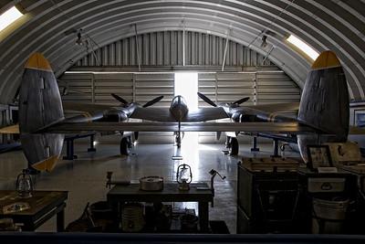Lockheed P-38J Lightning