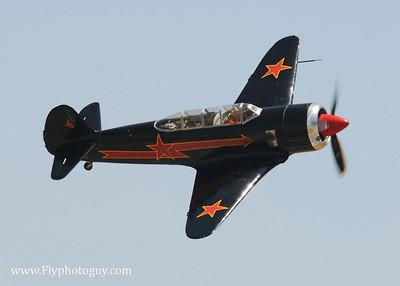 Planes of Fame 2009 Air Show Performances