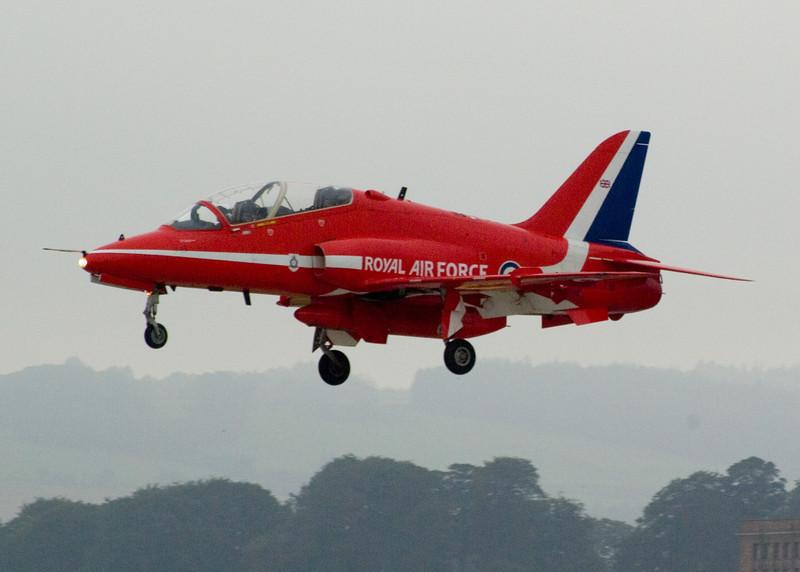 13th September 2008 RAF Leuchars Airshow.