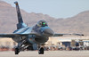 US Air Force F-16CG Fighting Falcon, 64th Aggressors, Nellis AFB, NV