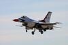 Thunderbird #5, F-16 Fighting Falcon