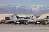 Royal Australian Air Force F/A-18A Hornet, No 75 Squadron, Tindal, Australia and No 77 Squadron, Williamtown, Australia