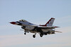 Thunderbird # 6, F-16 Fighting Falcon