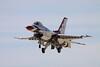 Thunderbird #6, F-16 Fighting Falcon