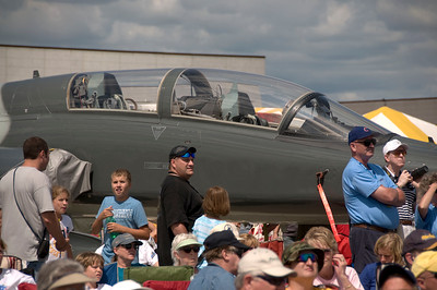 Rockford Airfest 2009  - Aug. 21, 2009 - Year of the Raptor!