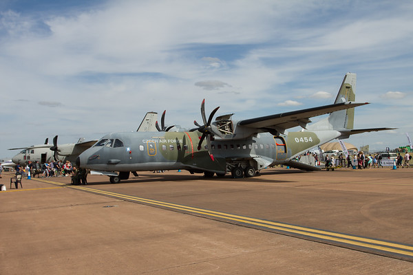 Airbus Military C295M (Czechoslovak Air Force