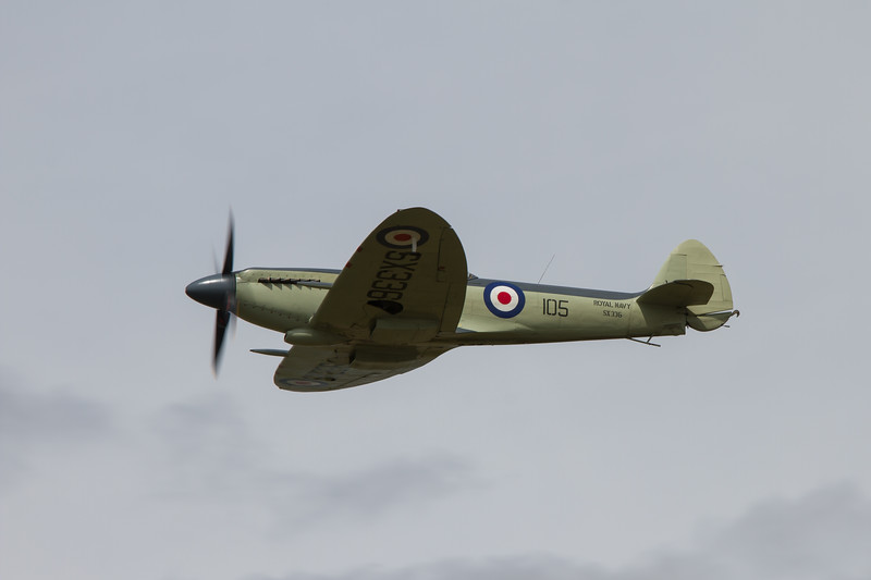 1942 - Supermarine Seafire Mk XVII