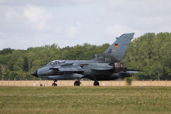 Panavia PA200 Tornado (German Air Force)