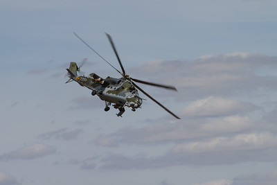 Mil Mi-24v/35 Hind (Czechoslovak Air Force)