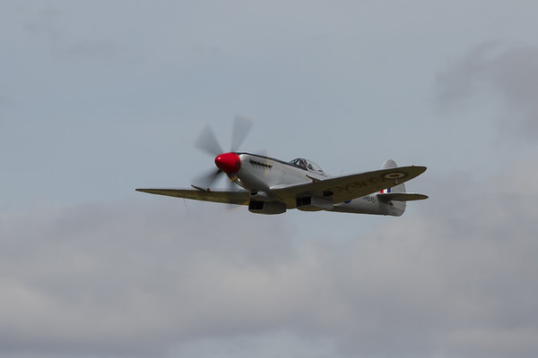 1945 - Supermarine Spitfire Mk XVIII