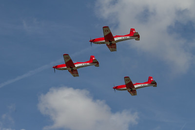 PC-7 Team - Pilatus NCPC-7 Turbotrainers (Swiss Air Force)