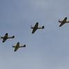 Hawker Hurricane Flypast