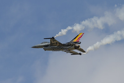 Locheed Martin F-16 MLU Fighting Falcon (Belgian Air Component