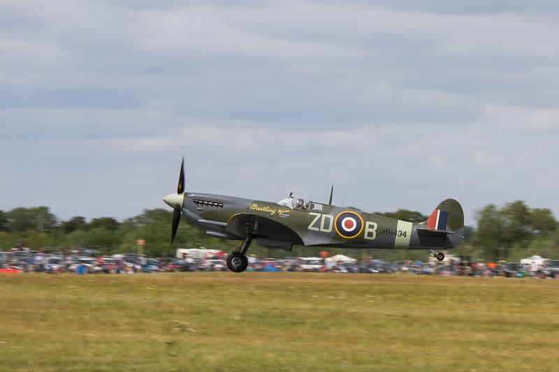 1943 - Supermarine Spitfire IX