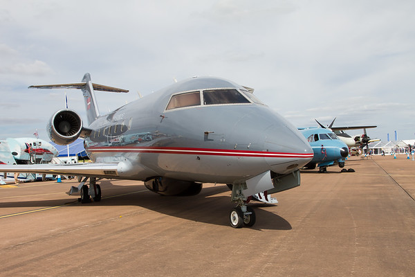 Bombardier Challenger CL-604 (Royal Danish Air Force