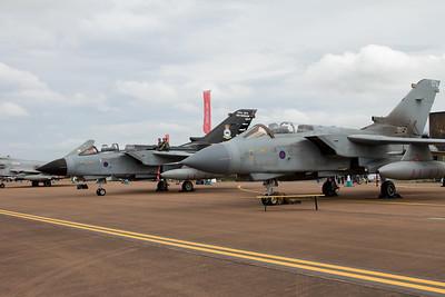Panavia Tornado GR4 (Royal Air Force)