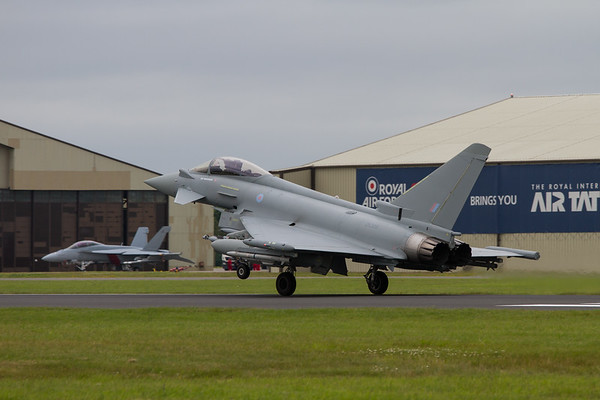 Eurofighter Typhoon (BAE Systems)