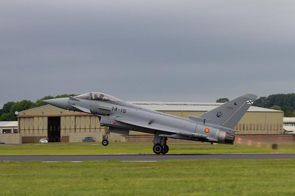 Eurofighter EF2000 Typhoon (Spanish Air Force)