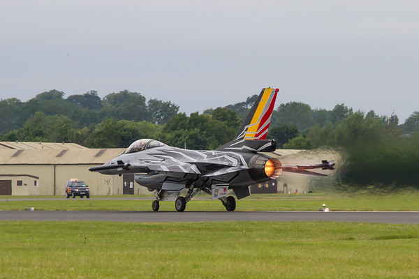 Lockheed Martin F-16A MLU Fighting Falcon (Belgian Air Component)