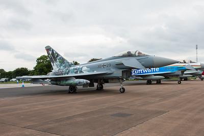 Eurofighter Typhoon EF2000 (German Air Force)