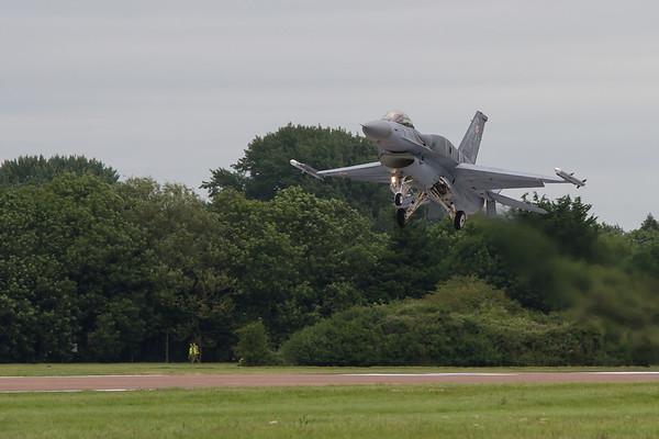 Lockheed Martin F-16C (Polish Air Force)