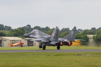 Mikoyan Mig-29 'Fulcrum' (Polish Air Force)