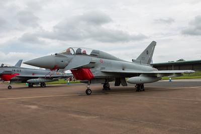 Eurofighter Typhoon F-2000A (Italian Air Force)