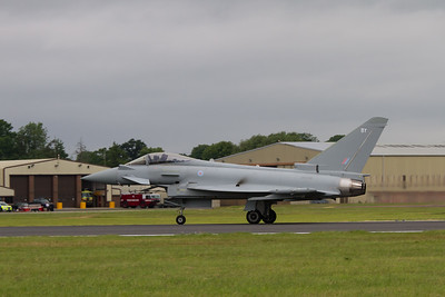 Eurofighter Typhoon FGR4 (Royal Air Force)