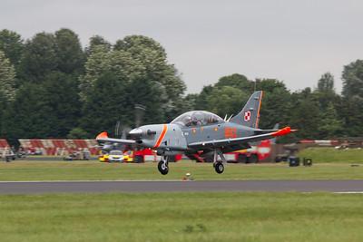 Orlik Aerobatic Team - PZL-Mielec PZL-130TC-II Turbo (polish air force)