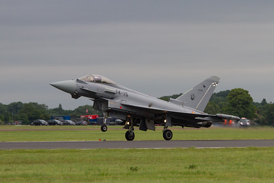 Eurofighter EF2000 Typhoon (Spanish Air Force)