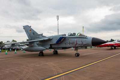 Panavia Tornado (German Air Force)
