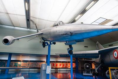 Musée de l'Air, juin 2011. SO 9050 Trident.