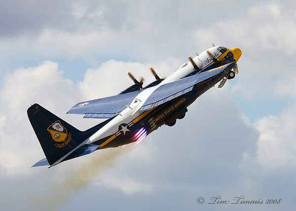 Fat Albert with rocket assisted take-off