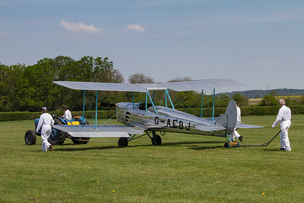 1936 Blackburn B2
