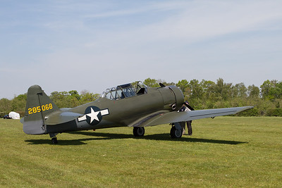 North American AT-6D-NT Texan