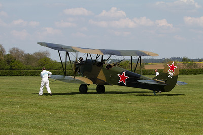 1944 - Polikarpov Po2