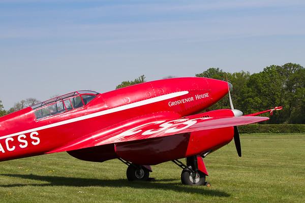 "1934 de Havilland DH.88 Comet ""Grosvenor House"""