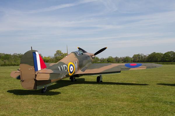 1940 Hawker Hurricane Mk.1